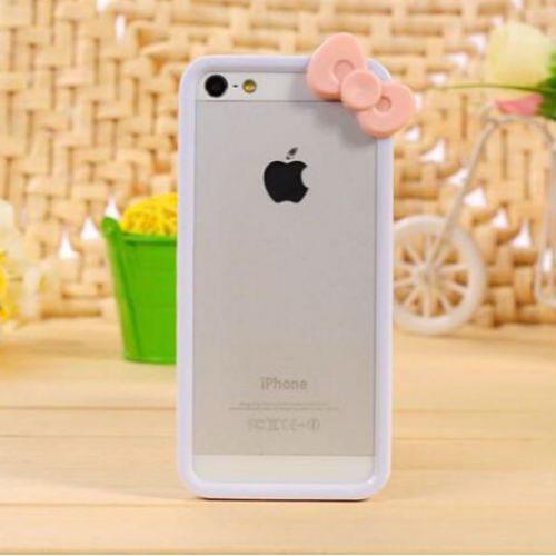 iphone 5 Bumper Cute Bowknot