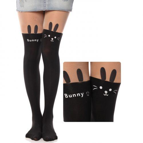 bunny stockings