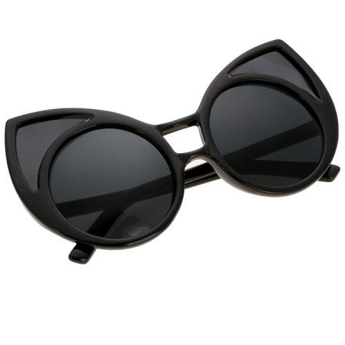 cat shaped sunglasses