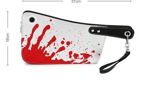Bloody Knife Bag