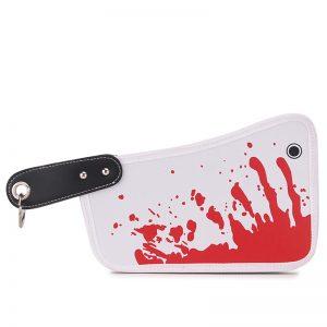 bloody knife bag