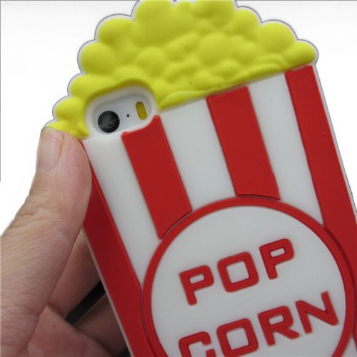 Popcorn Iphone case 6