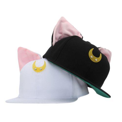 Sailor Moon Luna Hat
