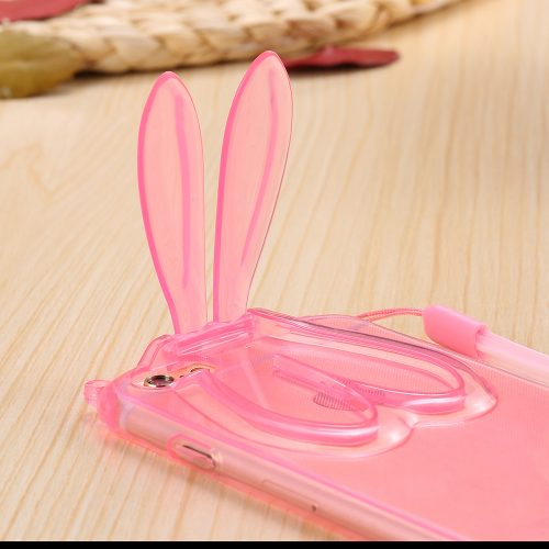 Bunny Iphone Case and Stand 6:6s