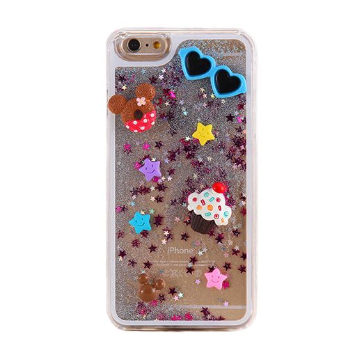 Kawaii 3D Iphone Case multicolor
