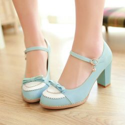 Lolita Pumps mintgreen
