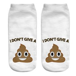 I don't Give a Poop Socks