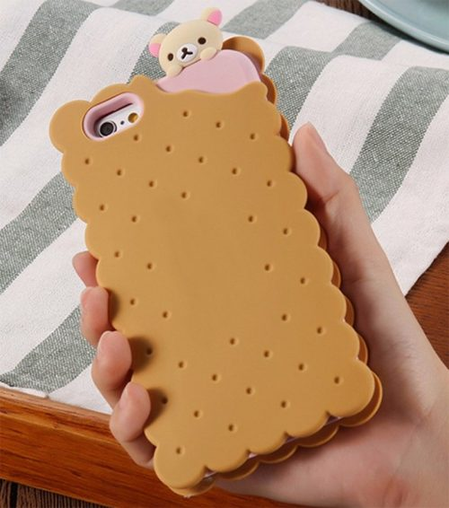 Korilakkuma 3D Iphone Case 6