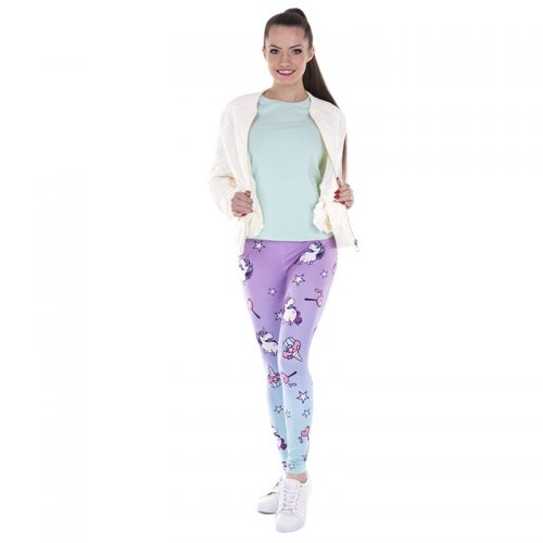 Unicorn Cupcake Leggings