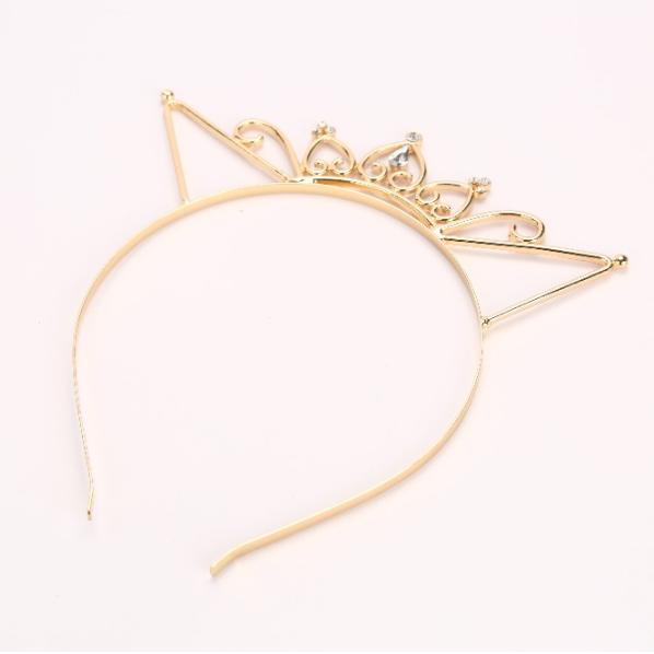 Cat Ears Headband Princess Tiara - SugarSweet.me adee1f384e2