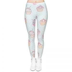 Cupcake Dots Leggings