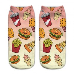 Fast Food Socks