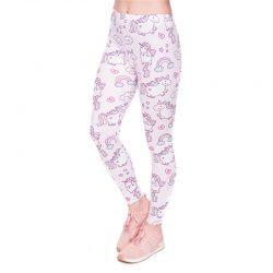Sleepy Unicorn Leggings