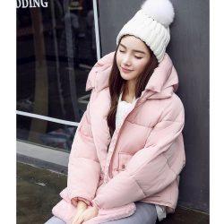 Winter Padded Jacket Pink 4