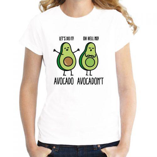 Avocado Avocadon't T-Shirt