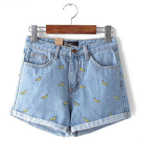 Banana Jeans Shorts
