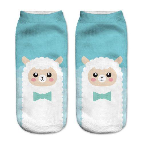 Kawaii Lamb Socks