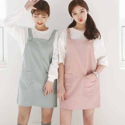 Harajuku Overall Dress