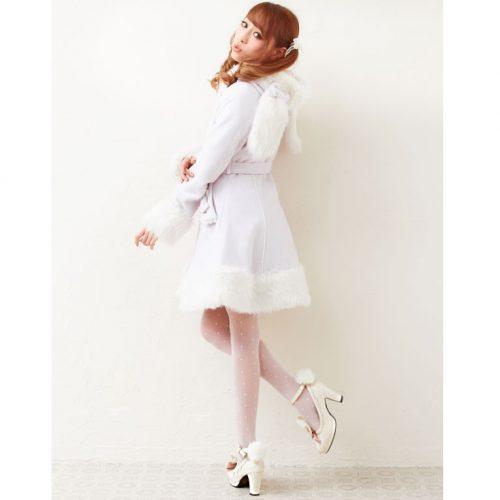 Kawaii heels rabbit bunny lolita style