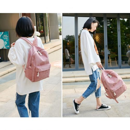 Cute backpack for school, traveling or just a cute look.