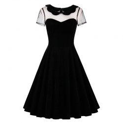 Vintage Gothic Dress