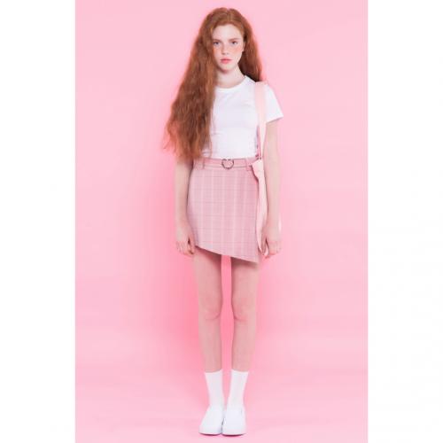 teen skirts pink