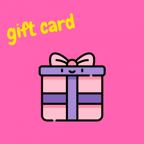 gift card sugarsweet