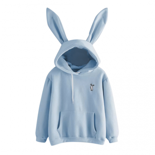 Bunny ears sweatshirt rabbit