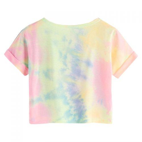 Happy Tie Dye Shirt