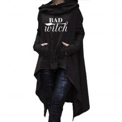 Bad Witch Long Hoodie