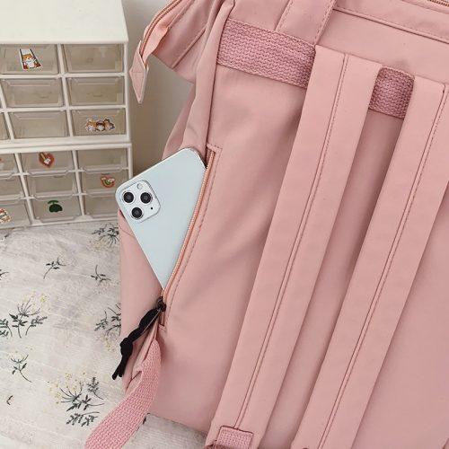 Kawaii Accessories Backpack